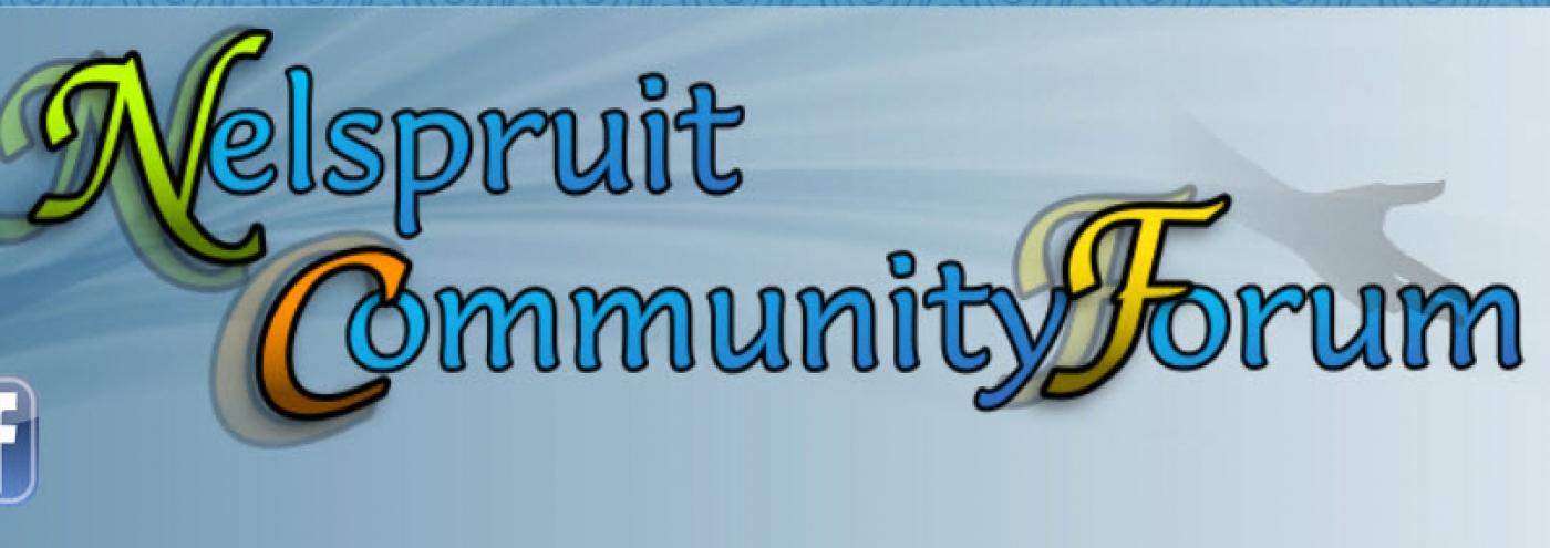 Nelspruit Community Forum