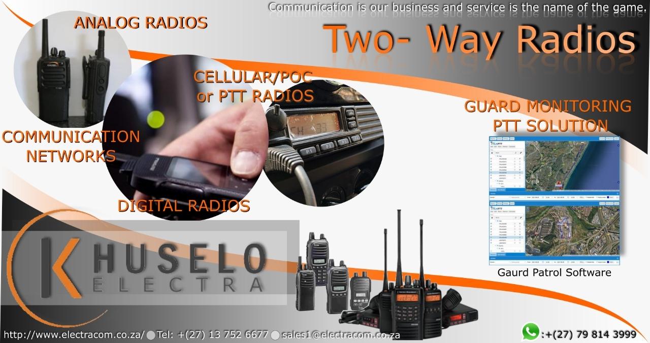 Two-Way Radios