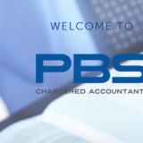 pBs Chartered Accountants Header